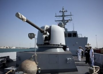 Italy's Naval Exercises