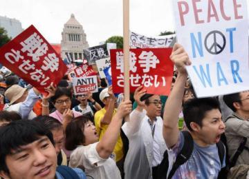 Japan's Defense Dilemma