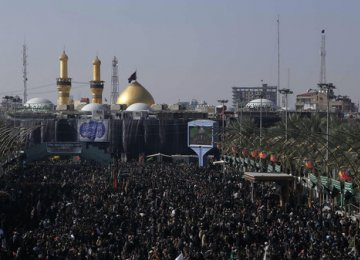 Karbala Registers Record Number of Pilgrims