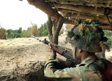 4 Killed  in Kashmir Firing