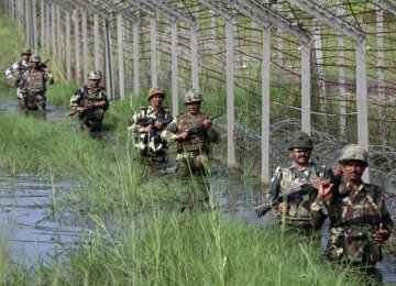 India, Pakistan Clashes Intensify in Kashmir