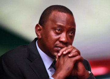 Kenya President Summoned  by ICC