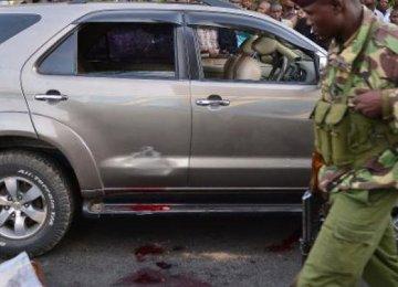Kenyan MP Gunned Down