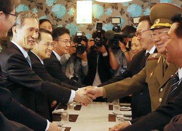 Korean  Family Reunions  Top Priority