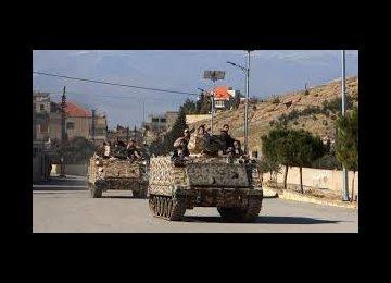 Lebanese Forces Kill Militant