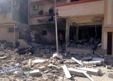 Rising Death Toll in Libya Fighting
