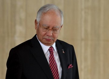 Malaysia Opposition Party Files Suit Against PM
