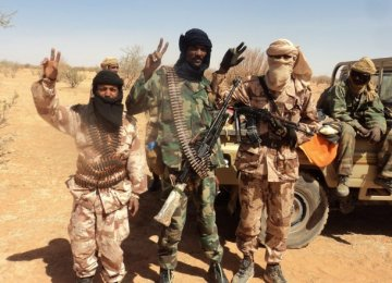 Malian Rebels Sign Peace Deal