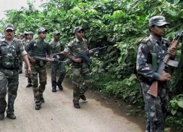 Hundreds Held Hostage by Maoists