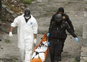 Bodies Found in Mexico
