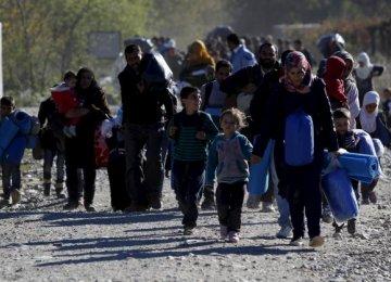 1.2m Irregular Migrant Entries in EU