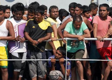 UN Urges French Action on Calais Migrant Crisis