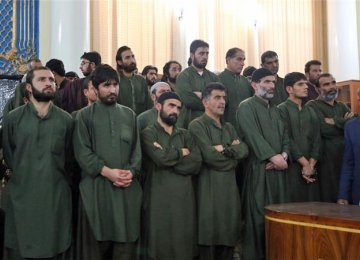 Suspects in Afghanistan Mob Killing on Trial