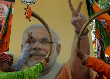BJP Makes Huge Gains in 2 States