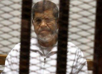Morsi DeathPenalty