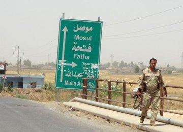 US to Train Iraqi Brigades to Retake Mosul