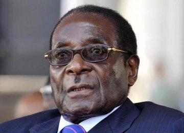 EU Relaxes Mugabe Ban