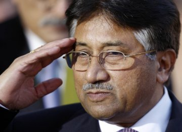 Musharraf Banned From Elections