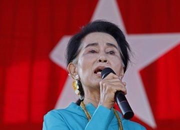 Myanmar House Begins New Session