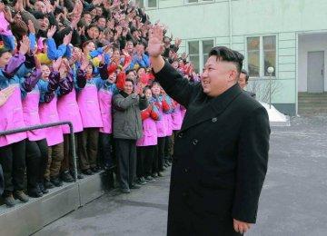 N. Korea Leader Plans First TripAbroad