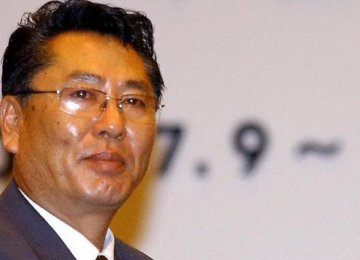 N. Korea Vice Premier Executed