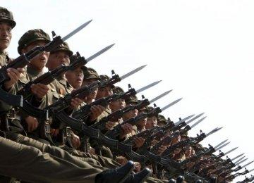 N. Korea Easy on ICC Threat