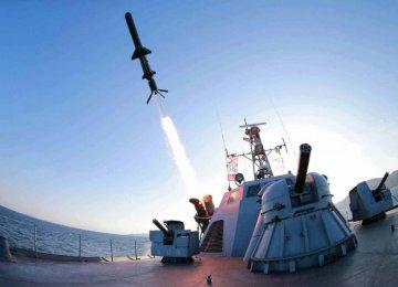 N. Korea Tests 7 Missiles