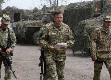 NATO Members Sending Arms to Kiev