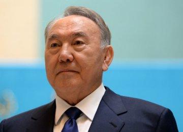 Nazarbayev Wins 5th Term by a Landslide