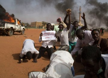 10 Dead, Churches Torched In Niger Protests