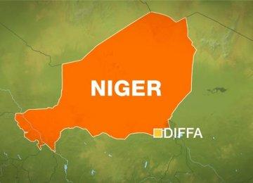 Twin Suicide Bombings  in Niger