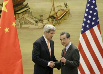 "Kerry: N. Korean Nuclear Program  Poses ""Major Challenge"""