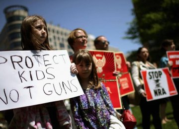 Obama Admits Frustration Over US Gun Laws
