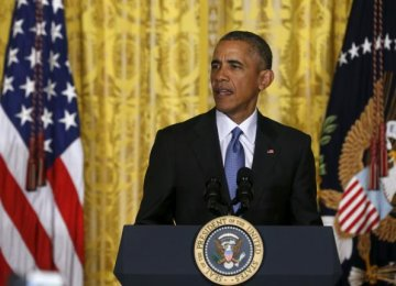 Obama Calls for Countering IS in Libya