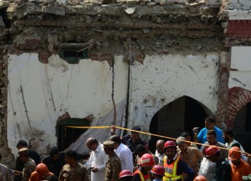 Pakistan Provincial Minister Killed in Suicide Attack