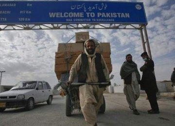 4 Pakistani Soldiers Killed Near Afghan Border