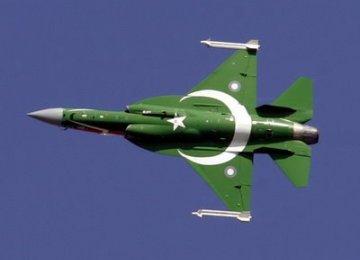 Pakistan Warplanes Kill 20 Militants