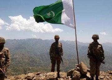 Pakistan Kills 1,200 Militants  in 5-Month Offensive