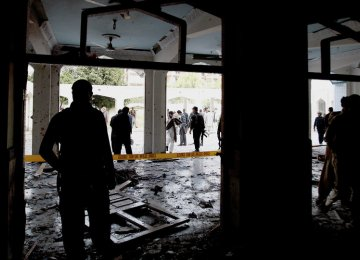 Two Blasts in Pakistan Christian District Kill 10