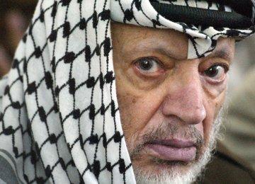 """Israel Behind Arafat """"Assassination"""""""