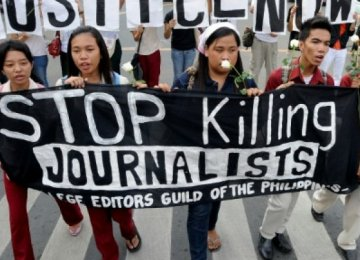 Outrage in Philippines After 3 Journalists Die