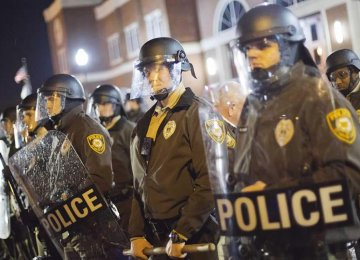 Alarm Over Pattern of US Police Brutality