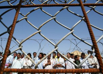 Dozens Dead in Iraq  Prison Break