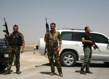 IS Kills Over 2 Dozen  Sunni Tribesmen in Iraq