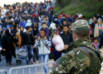 Germany to Send Police to Slovenian Border