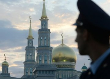 Police Foil Bomb Attack in Moscow