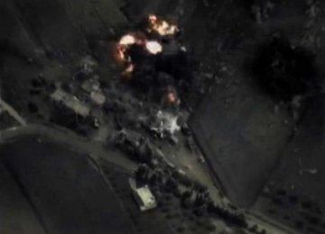 Russia Will Not Conduct Ground Operation in Syria