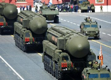Russia Does Not Want Arms Race With US