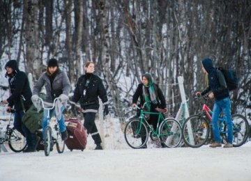 Russia Closes Border With Norway