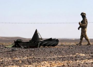 No Arrests for Russian Plane Crash